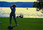 Golf on Grand Lake O' The Cherokees